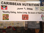 Caribbean Nutrition Day 2008