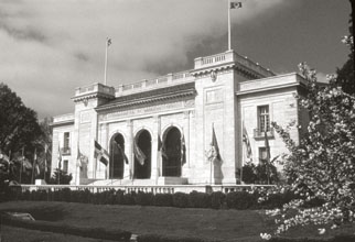 Pan American Union headquarters