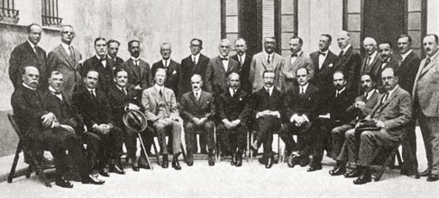 Signatories of the Pan American Sanitary Code