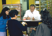 Pharmacy in Latin America