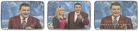 PAHO PSA with Don Francisco