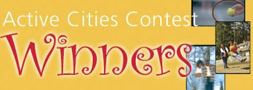 Active Cities Contests Winners