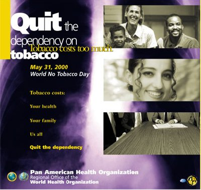 Quit the dependency on tobacco