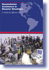 Book of Humanitarian Assistance in Disaster Situations